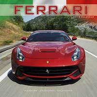 Ferrari 2015 Wall Calendar