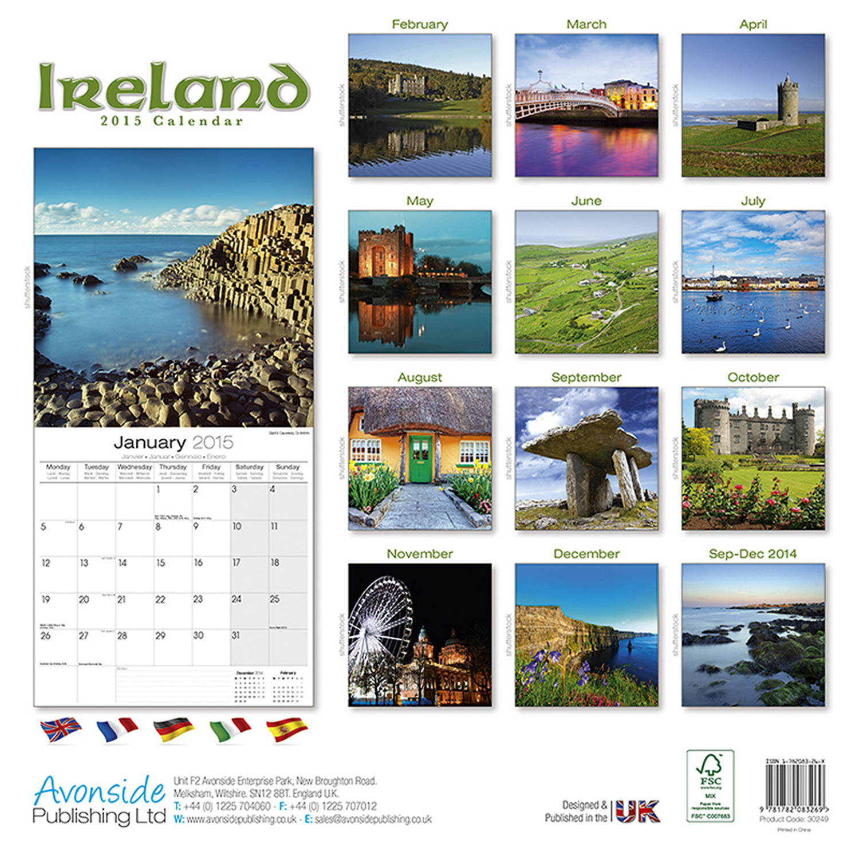 Calendar Ireland : Calendar ireland new template site