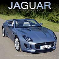 Jaguar 2015 Wall Calendar
