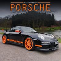 Porsche 2015 Wall Calendar