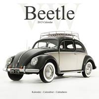 Volkswagen Beetle 2015 Wall Calendar