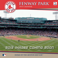Boston Red Sox Fenway Park 2015 Wall Calendar  9781469319636