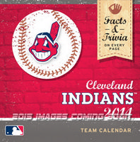 Cleveland Indians 2015 Page-A-Day Calendar  9781469320083